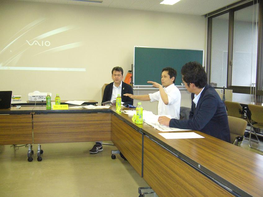 第1回子どもの読書活動推進委員会2